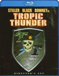 Tropic Thunder: Unrated Directors Cut Blu-ray