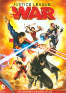 Justice League: War Movie
