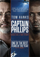 Captain Phillips (DVD + UltraViolet) Movie