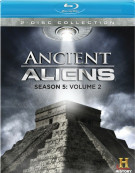 Ancient Aliens: Season Five - Volume Two Blu-ray