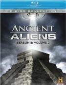 Ancient Aliens: Season Five - Volume Two Blu-ray