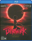 Berserk: The Golden Age Arc 3 - The Advent Blu-ray