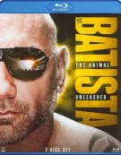 Batista: The Animal Unleashed Blu-ray
