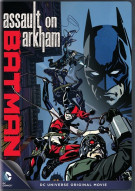 Batman: Assault On Arkham Movie