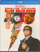Billion Dollar Brain Blu-ray