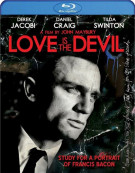 Love Is The Devil: Study For A Portrait Of Francis Bacon Blu-ray