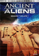 Ancient Aliens: Season Seven - Volume One Movie