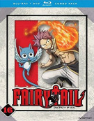 Fairy Tail: Part Sixteen (Blu-ray + DVD Combo)  Blu-ray
