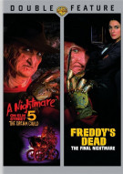 Nightmare On Elm Street 5 & 6, A (Double Feature) Movie