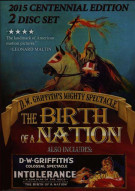 DW Griffiths Birth Of A Nation: 2015 Centennial Edition Movie