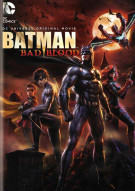Batman: Bad Blood Movie