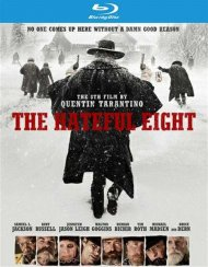 Hateful Eight, The (Blu-ray + DVD + UltraViolet) Blu-ray