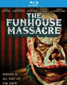 Funhouse Massacre, The Blu-ray