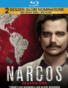 Narcos: Season One (Blu-ray + UltraViolet) Blu-ray