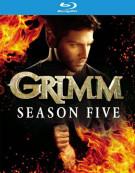 Grimm: Season Five (Blu-ray + UltraViolet) Blu-ray