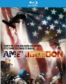 Amerigeddon Blu-ray