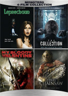 Monsters 4-Film Collection Movie