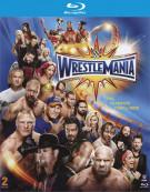 WWE: WrestleMania 33 Blu-ray