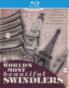 Worlds Most Beautiful Swindlers, The Blu-ray