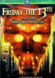 Friday The 13th: Part VIII - Jason Takes Manhattan Movie