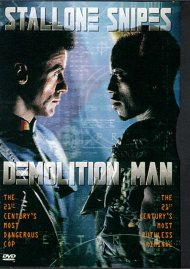 Demolition Man Movie