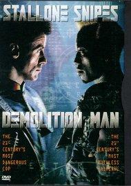 Demolition Man Movie