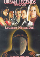 Urban Legends:  Final Cut Movie