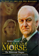 Inspector Morse: The Wolvercote Tongue Movie