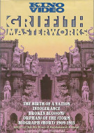 Griffith Masterworks: DVD Box Set Movie