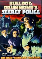 Bulldog Drummonds Secret Police (Alpha) Movie