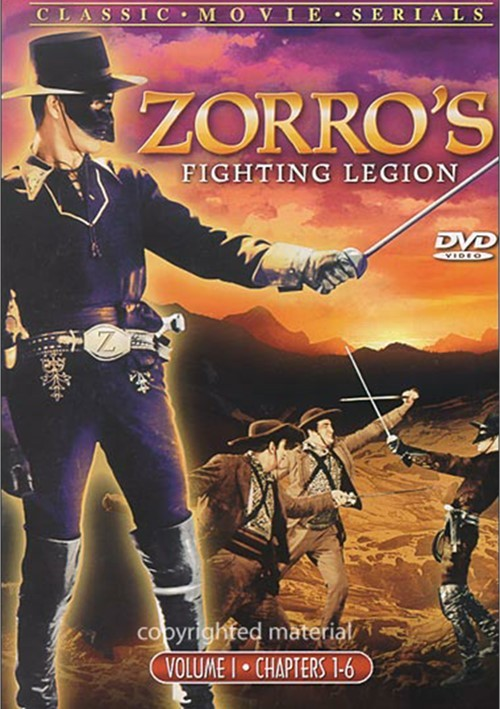 Zorros Fighting Legion: Volume 1 (Alpha) Movie