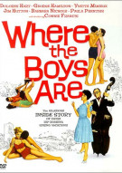 Where The Boys Are Movie