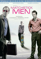 Matchstick Men (Fullscreen) Movie