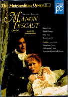 Metropolitan Opera, The: G Puccini - Manon Lescaut Movie