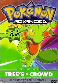 Pokemon Advanced: Volume 2 - Trees A Crowd Movie