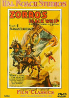 Zorros Black Whip Movie
