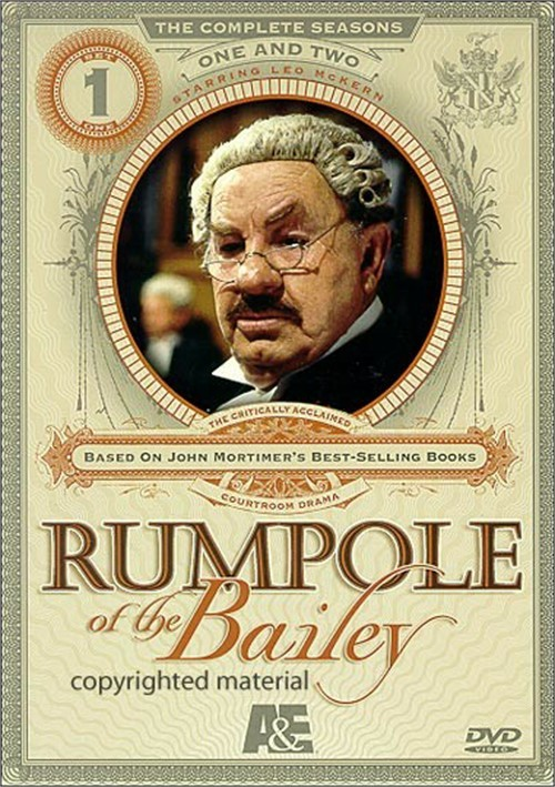 Rumpole Of The Bailey: The Complete First And Second Seasons Movie