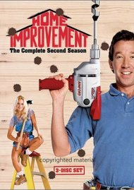 Home Improvement: The Complete Second Season Movie