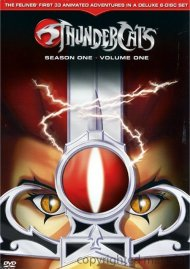 Thundercats: Season One - Volume One Movie