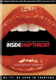 Inside Deep Throat (NC-17) Movie