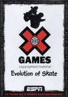 X-Games: Evolution Of Skate Movie