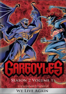 Gargoyles: Season 2, Volume 1 Movie