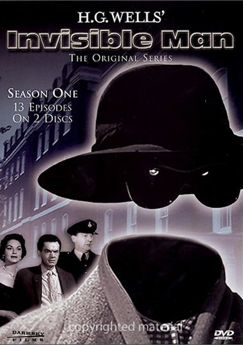 Invisible Man: Season 1 Movie
