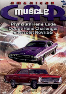 American Muscle Car: Plymouth Hemi Cuda / Dodge Hemi Challenger / Chevrolet Nova SS Movie