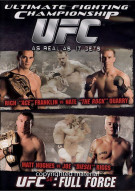 UFC 56: Full  Movie