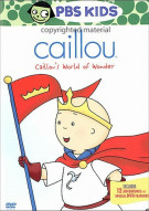 Caillou: Callious World Of Wonder Movie