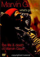 Marvin Gaye: Whats Going On - The Life And Death Of Marvin Gaye Movie