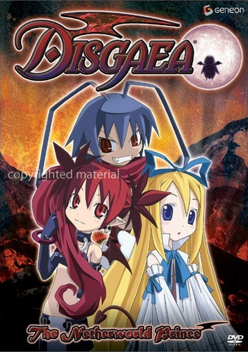 Disgaea: Volume 1 - The Netherworld Prince Movie
