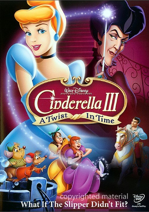 Cinderella III: A Twist In Time Movie