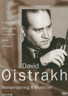 David Oistrakh: Remembering A Musician Movie